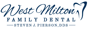 West Milton Family Dental – Steven J. Pierson DDS Retina Logo