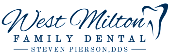 West Milton Family Dental – Steven J. Pierson DDS Sticky Logo